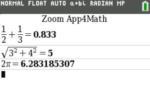 App4Math C